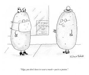 Are you a potato?